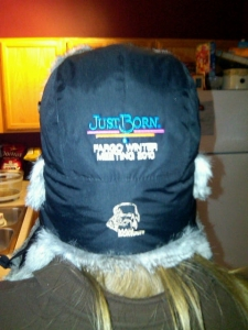 Just Born Convention Hat